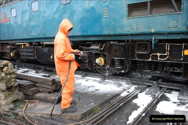 2012-01-31 SR Engineering Work on the 08.  (54)0343