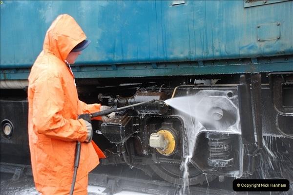 2012-01-31 SR Engineering Work on the 08.  (57)0346