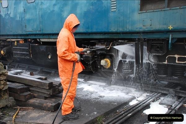 2012-01-31 SR Engineering Work on the 08.  (59)0348