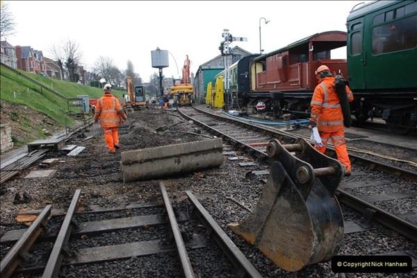 2012-01-31 SR Engineering Work on the 08.  (62)0351