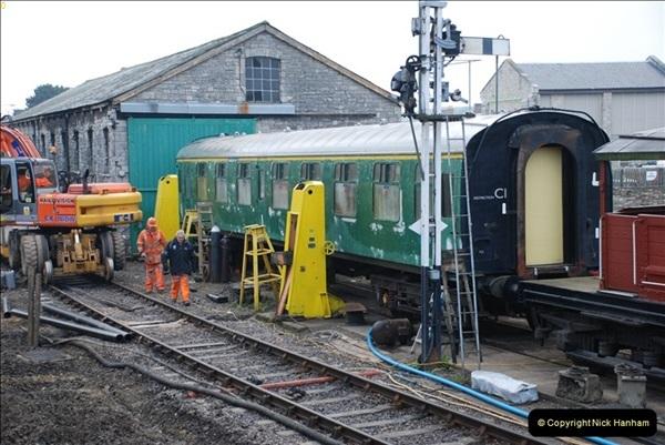 2012-01-31 SR Engineering Work on the 08.  (68)0357