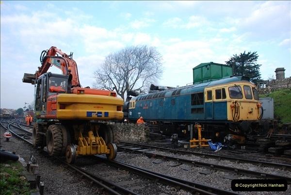 2012-01-31 SR Engineering Work on the 08.  (74)0363