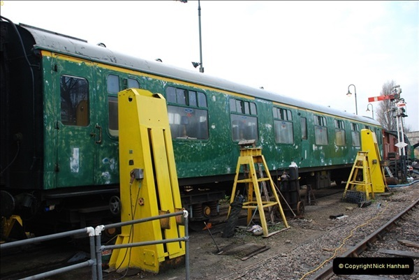 2012-01-31 SR Engineering Work on the 08.  (83)0372