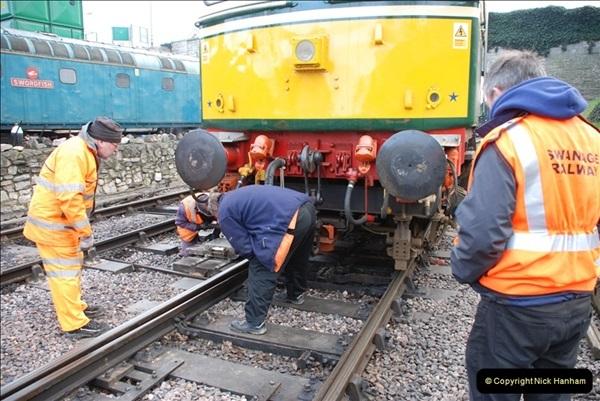 2012-01-31 SR Engineering Work on the 08.  (98)0387