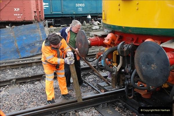 2012-01-31 SR Engineering Work on the 08.  (100)0389