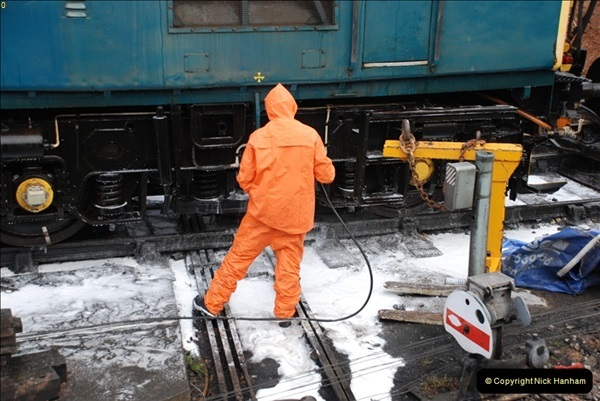 2012-01-31 SR Engineering Work on the 08.  (102)0391