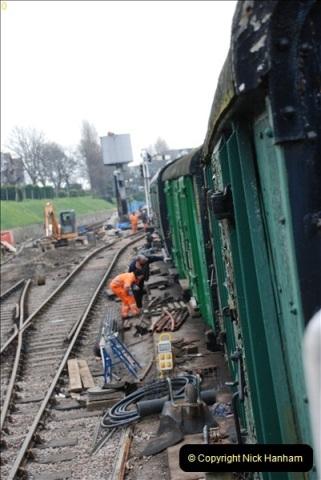 2012-01-31 SR Engineering Work on the 08.  (103)0392