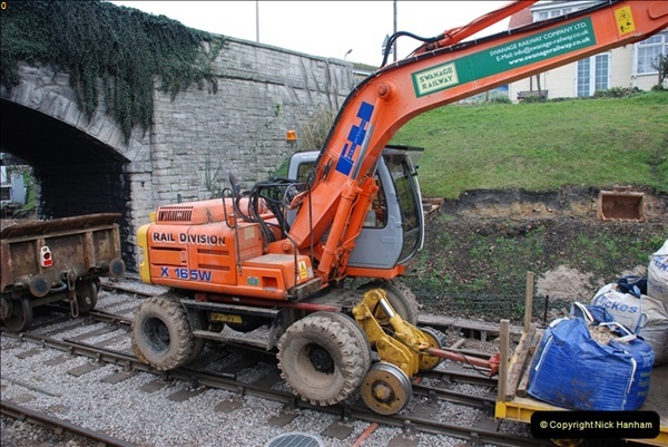 2012-01-31 SR Engineering Work on the 08.  (105)0394