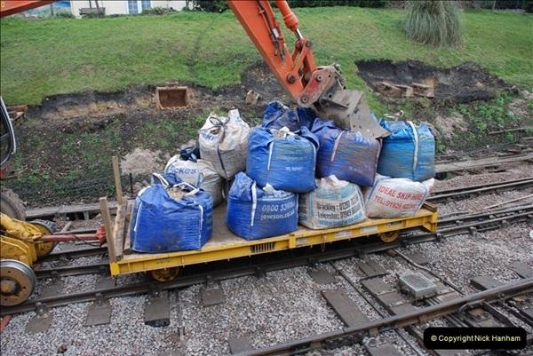 2012-01-31 SR Engineering Work on the 08.  (106)0395
