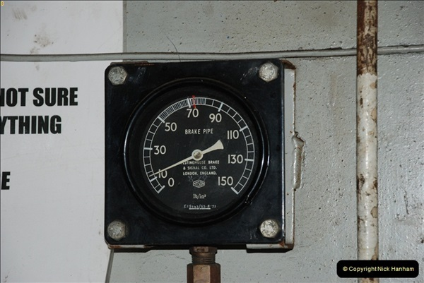 2012-01-31 SR Engineering Work on the 08.  (116)0405