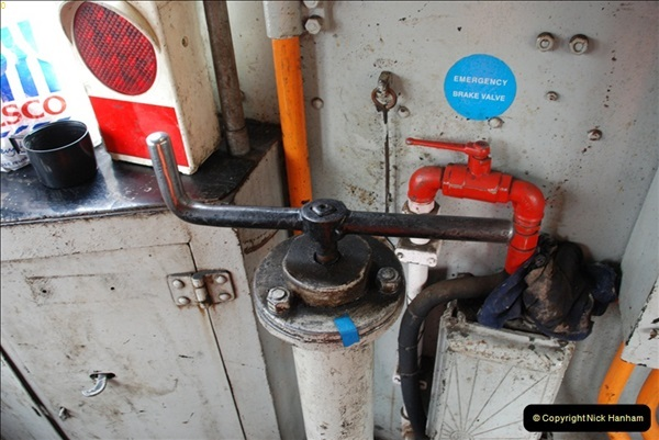 2012-01-31 SR Engineering Work on the 08.  (126)0415