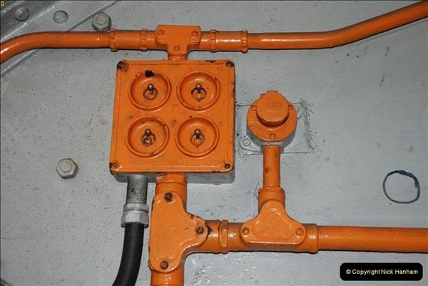 2012-01-31 SR Engineering Work on the 08.  (130)0419
