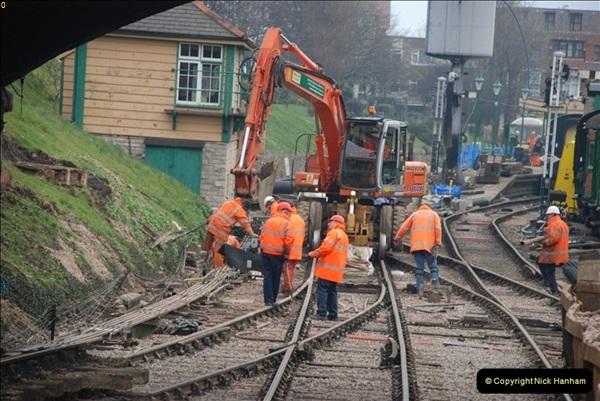2012-01-31 SR Engineering Work on the 08.  (143)0432