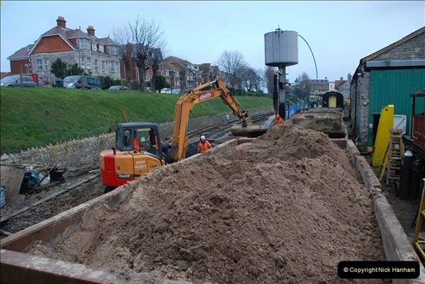 2012-01-31 SR Engineering Work on the 08.  (145)0434