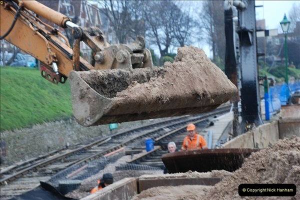 2012-01-31 SR Engineering Work on the 08.  (149)0438