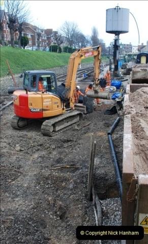 2012-01-31 SR Engineering Work on the 08.  (150)0439