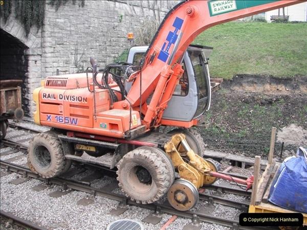 2012-01-31 SR Engineering Work on the 08.  (153)0442