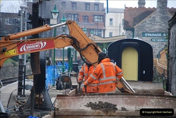 2012-01-31 SR Engineering Work on the 08.  (173)0462