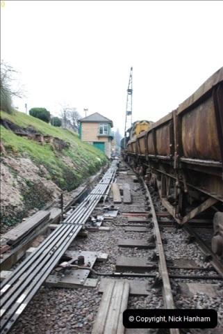 2012-02-07 SR Engineering Work on the 08 (3)0490