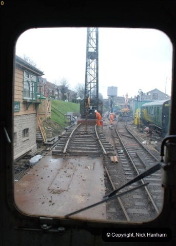 2012-02-07 SR Engineering Work on the 08 (4)0491