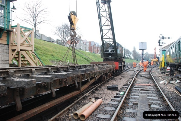 2012-02-07 SR Engineering Work on the 08 (5)0492