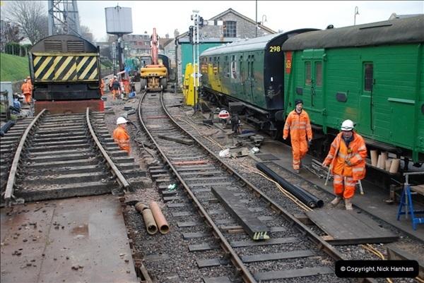 2012-02-07 SR Engineering Work on the 08 (11)0498