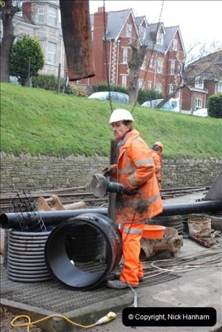 2012-02-07 SR Engineering Work on the 08 (15)0502