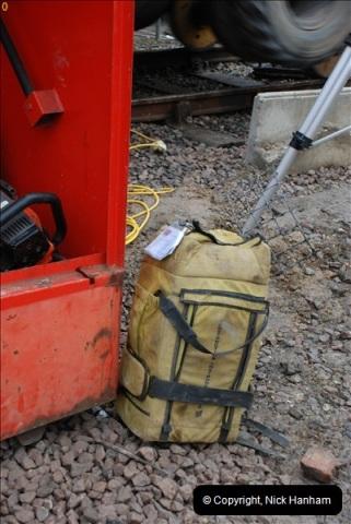 2012-02-07 SR Engineering Work on the 08 (34)0521