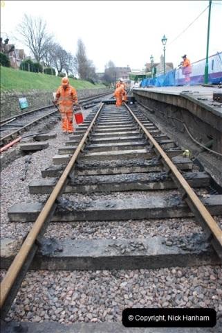2012-02-07 SR Engineering Work on the 08 (38)0525