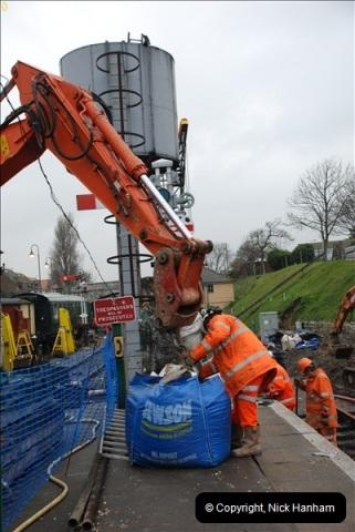 2012-02-07 SR Engineering Work on the 08 (46)0533