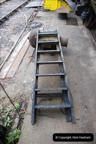 2012-02-07 SR Engineering Work on the 08 (51)0538