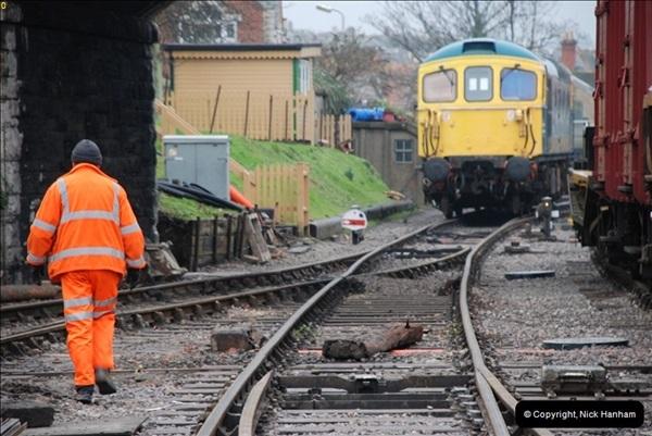 2012-02-07 SR Engineering Work on the 08 (55)0542