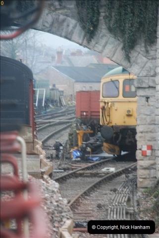 2012-02-07 SR Engineering Work on the 08 (56)0543