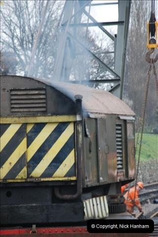 2012-02-07 SR Engineering Work on the 08 (58)0545