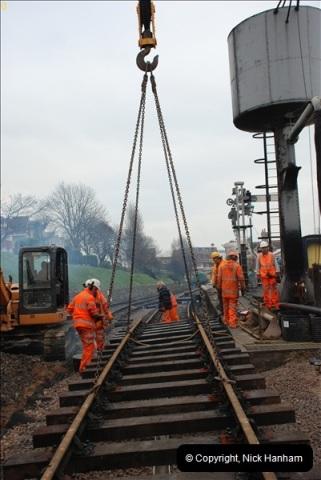 2012-02-07 SR Engineering Work on the 08 (62)0549