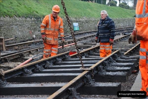 2012-02-07 SR Engineering Work on the 08 (65)0552