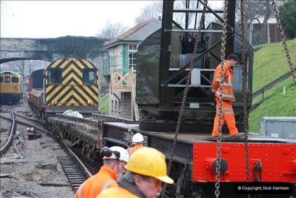2012-02-07 SR Engineering Work on the 08 (69)0556