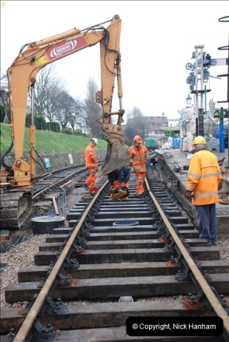 2012-02-07 SR Engineering Work on the 08 (80)0567