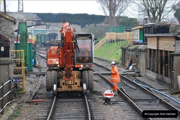 2012-02-07 SR Engineering Work on the 08 (82)0569