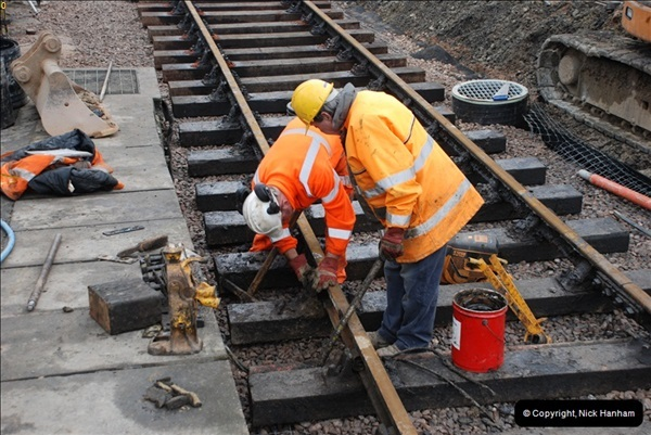 2012-02-07 SR Engineering Work on the 08 (92)0579
