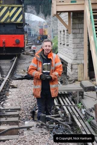 2012-02-07 SR Engineering Work on the 08 (93)0580