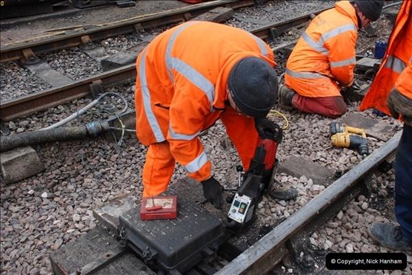 2012-02-07 SR Engineering Work on the 08 (95)0582