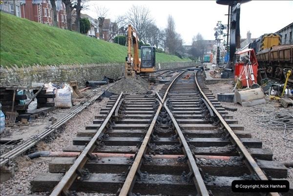 2012-02-07 SR Engineering Work on the 08 (98)0585