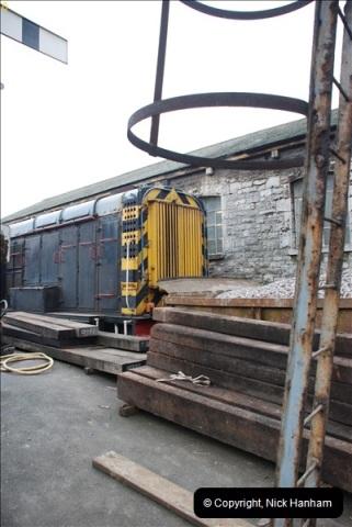 2012-02-07 SR Engineering Work on the 08 (103)0590