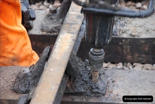 2012-02-07 SR Engineering Work on the 08 (107)0594
