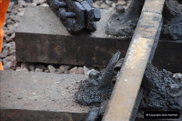 2012-02-07 SR Engineering Work on the 08 (108)0595