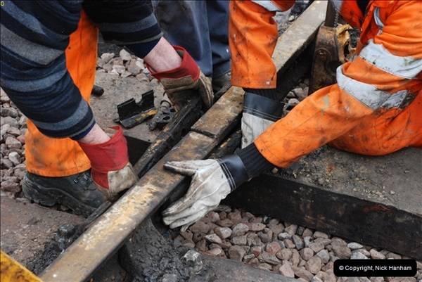 2012-02-07 SR Engineering Work on the 08 (113)0600