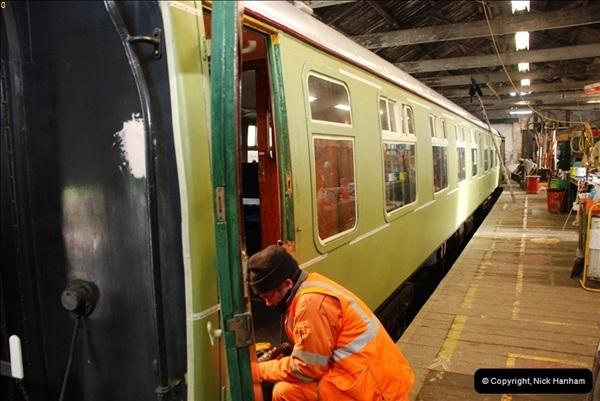 2012-02-07 SR Engineering Work on the 08 (139)0626