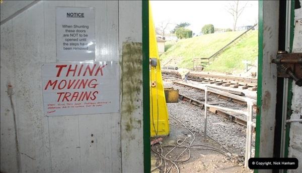 2012-02-07 SR Engineering Work on the 08 (147)0634