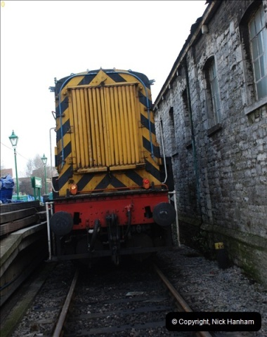 2012-02-07 SR Engineering Work on the 08 (148)0635